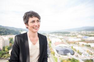 Jasmina Ritz, Geschäftsführerin Limmatstadt AG